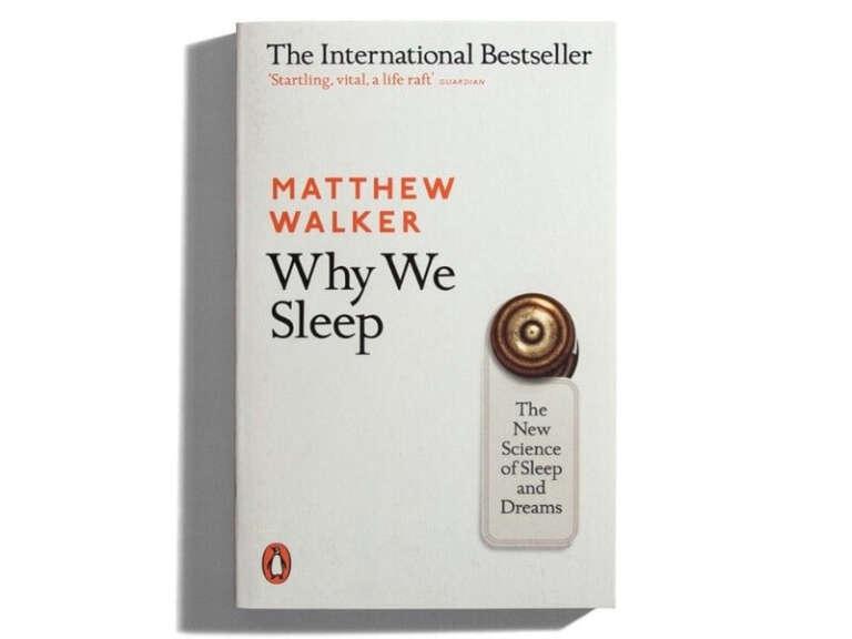Why we sleep book summary