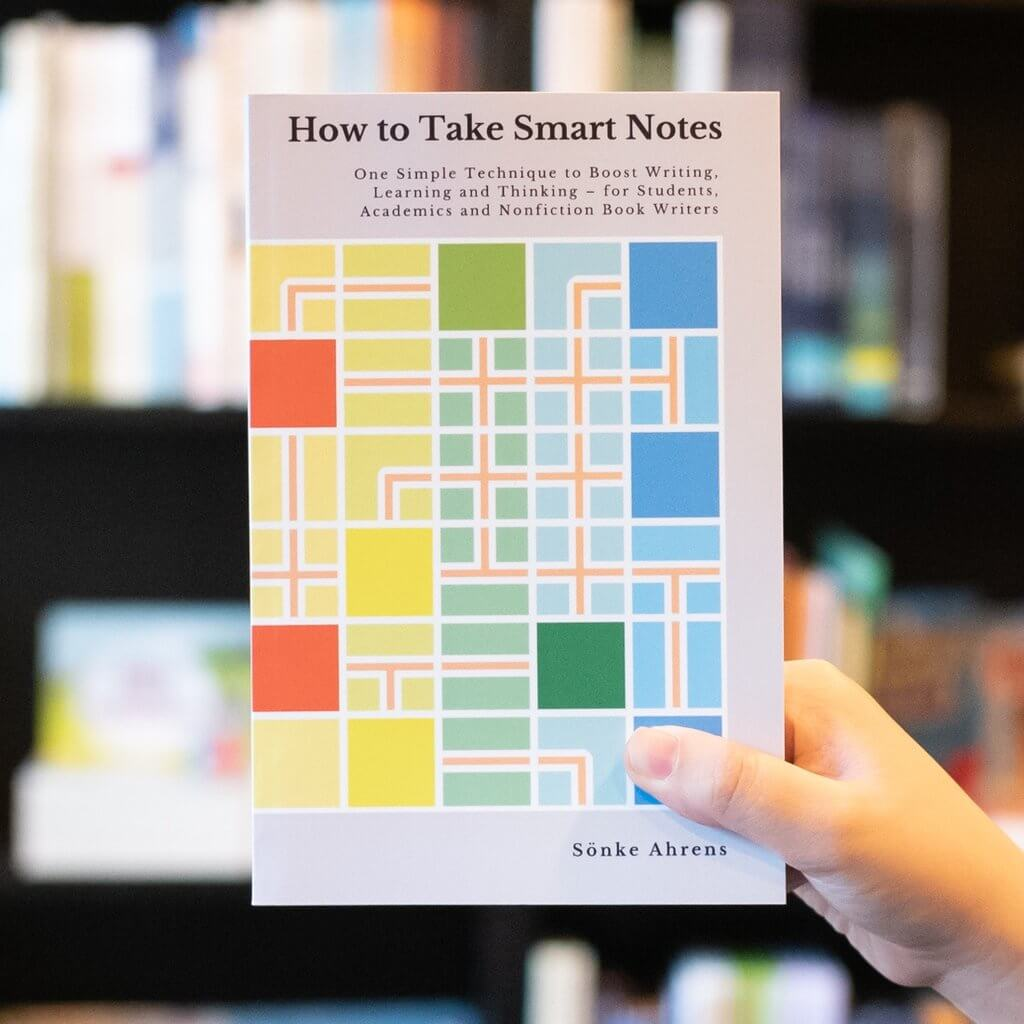 How to Take Smart Notes Book Summary
